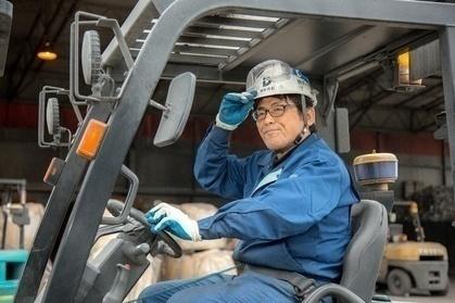 リサイクル作業/レンガのリサイクル社員